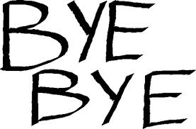 Bye Bye image.  image buddy