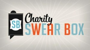 Charity swear box