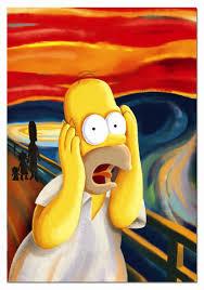 H60 Bart Simpson Scream.