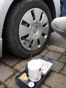 H60 Tyre repair kit.