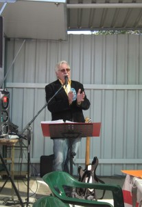 Market Singer